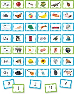 Teacher Created Resources Alphabet Pocket Chart Cards (TCR20852)