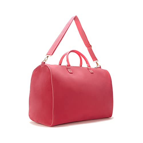 6fde40c5d Limited Time Sale - Women's Velvet Weekender Bag, Duffle Bag, Overnight Bag,  Travel