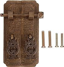 Deurklink Set Chinese Stijl Antiek Koper Handgrepen Kast Kledingkast Accessoire voor Keukenkast Meubelbeslag