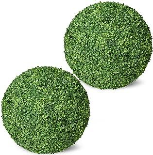 artificial ball topiary