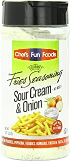Best sour cream and onion fries Reviews