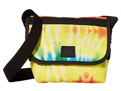 Herschel Supply Co. Grade Mini (Rainbow Tie-Dye) Messenger Bags