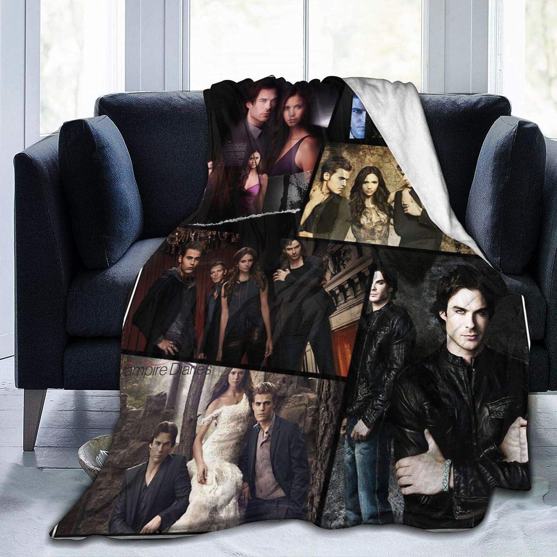 特価品コーナー☆ VARUN Soft Cozy Warm The Vampire inch Diaries Blankets f 80