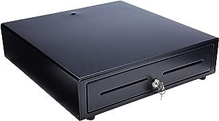 Wasp 5E 415 Cash Drawer Black