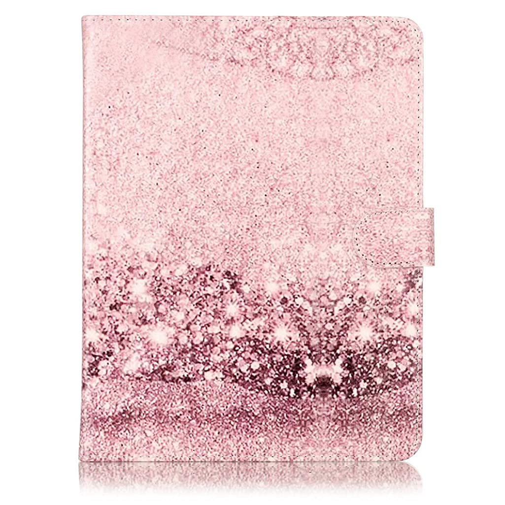 Galaxy Tab E 8.0 Case, SsHhUu Wallet Soft Slim PU Leather Flip Case [Marble Pattern] Magnetic Protective Cover Case for Samsung Galaxy Tab E 8.0 / T377W / T377 (8.0