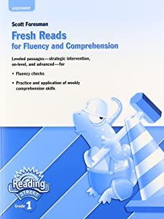 Fresh Reads for Fluency and Comprehension, Reading Street, Grade 1