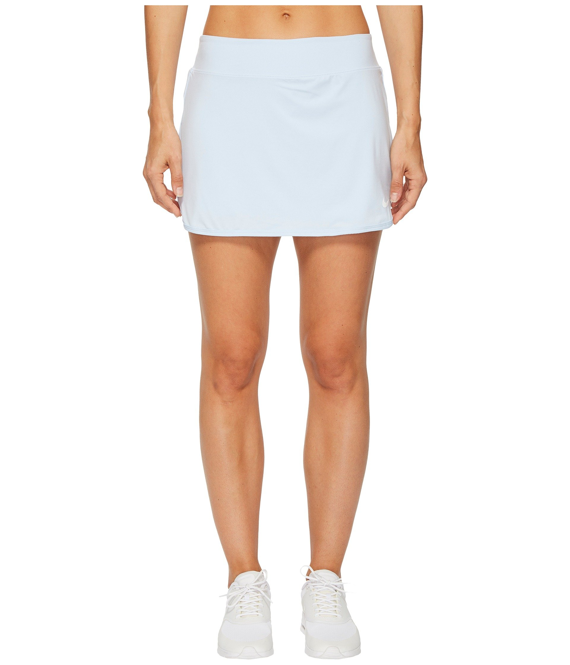 wholesale dealer 1a393 eb68c Nike Court Pure Tennis Skirt In Hydrogen BlueWhite