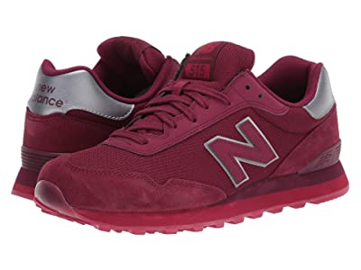 New Balance Classics ML515 (Garnet/Neo Crimson) Men