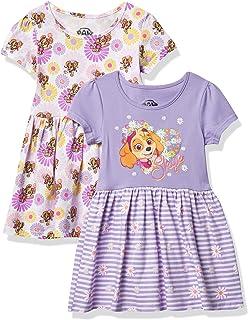 JoJo Siwa Toddler Girls 2 Pack Cotton Dress