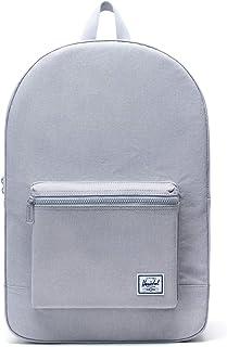 هيرشيل حقيبة ظهر كاجوال يومية للجنسين، رمادي، 10076-02719-OS
