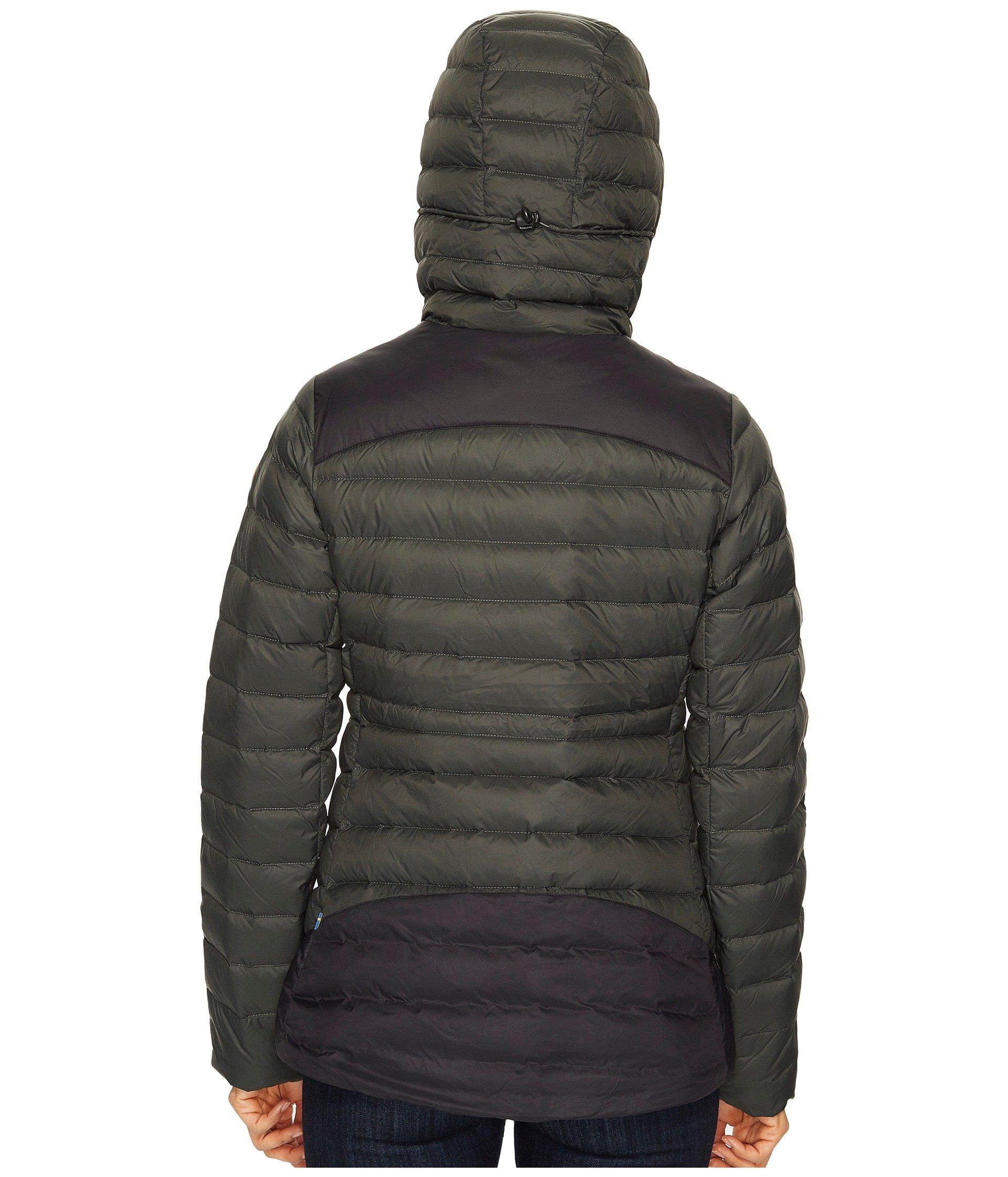Fjällräven Keb Stone Jacket Touring black Down Grey 10gwR1Uqr