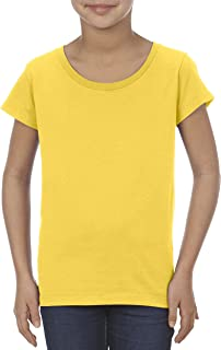 AAA Little Girls' Youth Ultimate Ringpsun T-Shirt