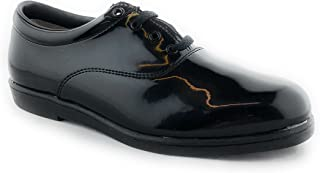 DINKLES Formal Men's Marching Band Shoes (Wide Width)