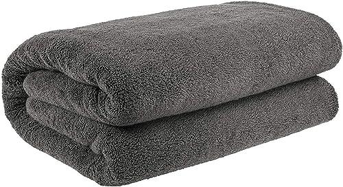 Cotton Paradise United Home Textile - Sábana de baño, 100% algodón, para máxima suavidad y respetuosa con el Medio Am...