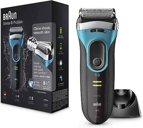 Braun Series 3 ProSkin 3080 s - Afeitadora Eléctrica Hombre ...