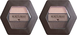Burt's Bees 100% Natural Origin Eye Shadow Palette Trio Shimmering Nudes - 0.12 Ounce (Pack of 2)