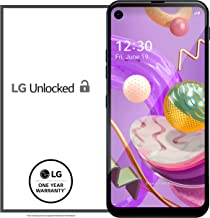 LG Q70 Unlocked Smartphone – 4/64 GB – Black (Made for US by LG) – Verizon, AT&T, T–Mobile, Sprint, Boost, Cricket, Metro ...
