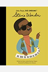 Stevie Wonder (Little People, BIG DREAMS Book 56) Kindle Edition