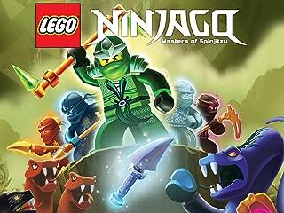 LEGO Ninjago: Masters of Spinjitzu: The Complete Second Season