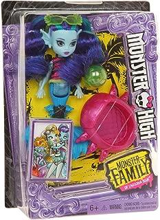 Monster High Monster Family Ebbie Bluedoll