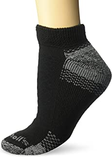 Dr. Scholl's Women's 4 Pack Diabetic and Circulatory Low Cut Socks