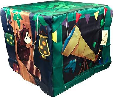 Educational Insights 3656 Fantastic Forts Treehouse Adventure Set, , Multicolor