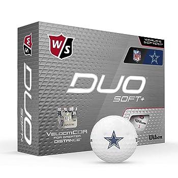 Wilson Duo Soft+ Golf Balls