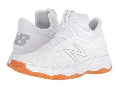 New Balance FREEZBv2 Lacrosse (White/Grey) Men