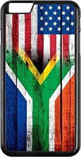 Apple iPhone 6/6S Case with Flag of South Africa (African)