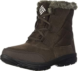 Women's Ice Maiden Shorty Winter Boot, Waterproof Leather