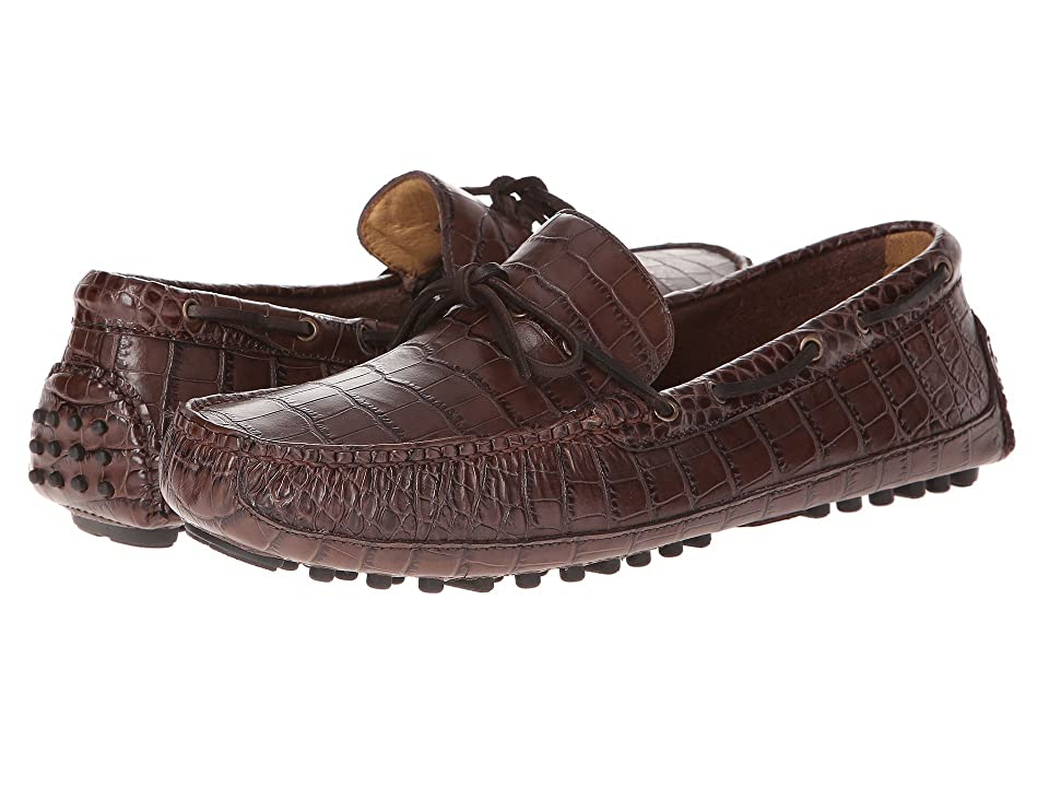 Cole Haan Grant Canoe Camp Moc (Chestnut Croc Print) Men