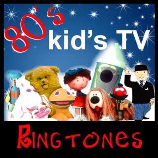 80's +90's Kids TV Ringtones