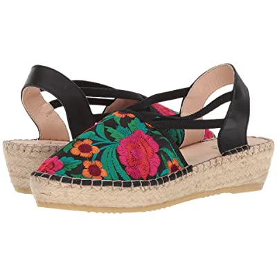 Spring Step Haleema (Black Multi) Women