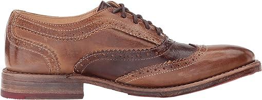 Tan Teak Mason Leather