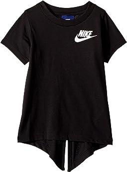 Nike Kids - Sportswear Short Sleeve Core Top (Little Kids)