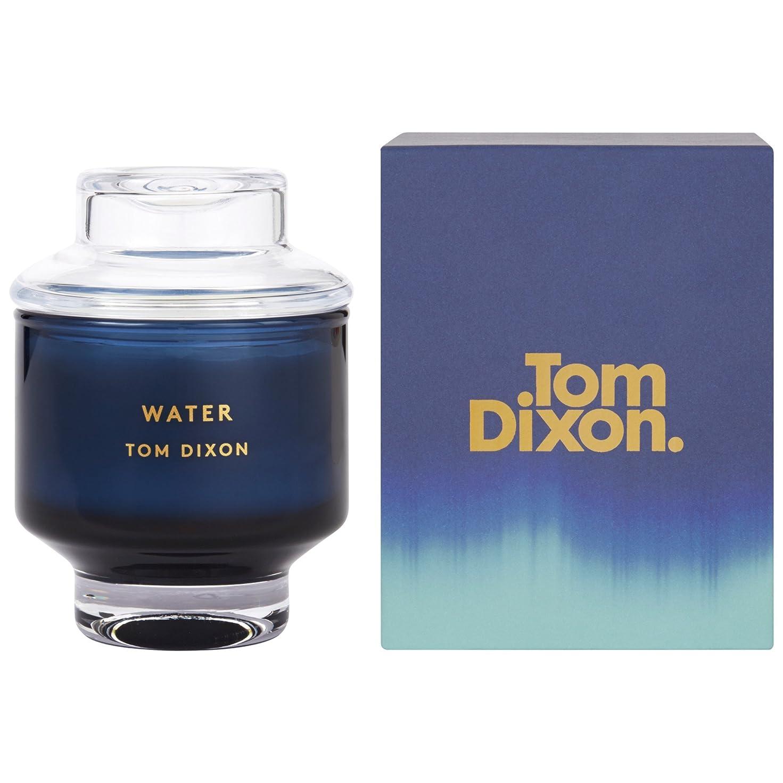 スマイル残り物血統Tom Dixon Water Scented Candle Medium (Pack of 2) - トム?ディクソン水の香りのキャンドル媒体 x2 [並行輸入品]