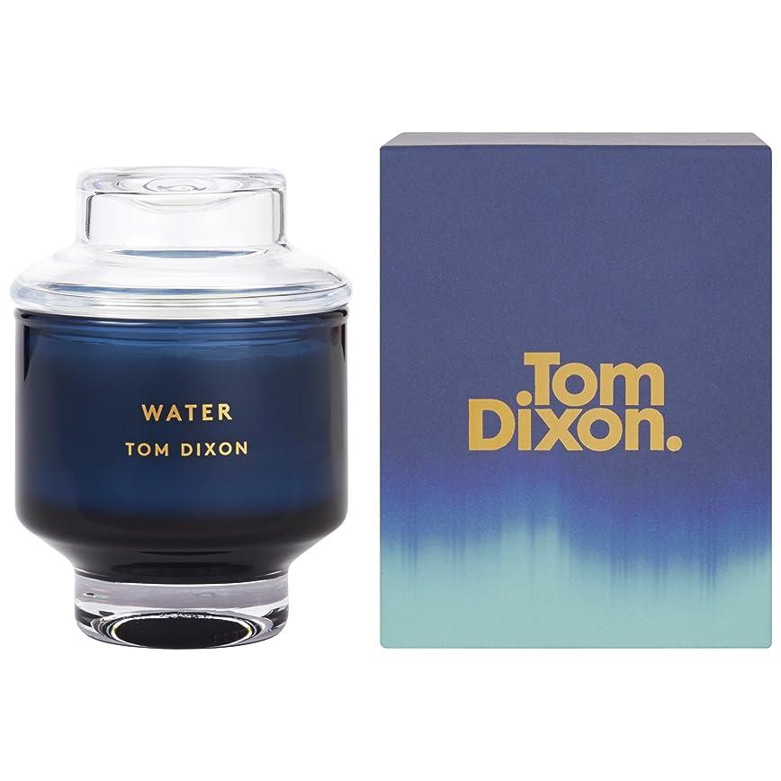分注するクルーズ振りかけるTom Dixon Water Scented Candle Medium - トム?ディクソン水の香りのキャンドル媒体 [並行輸入品]