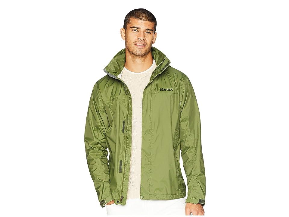 Marmot PreCip(r) Jacket (Bomber Green) Men