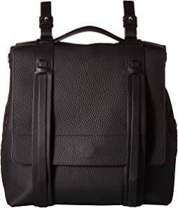 Fin Leather Backpack