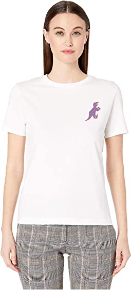 Small Dino Short Sleeve T-Shirt