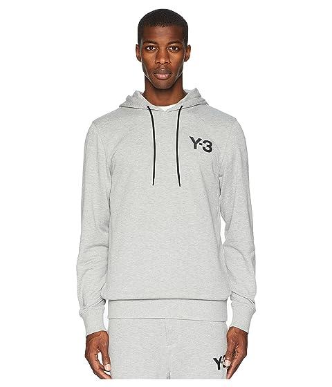 adidas Y-3 by Yohji Yamamoto Classic Hoodie Logo Front