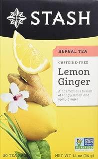 stash ginger peach green tea with matcha benefits