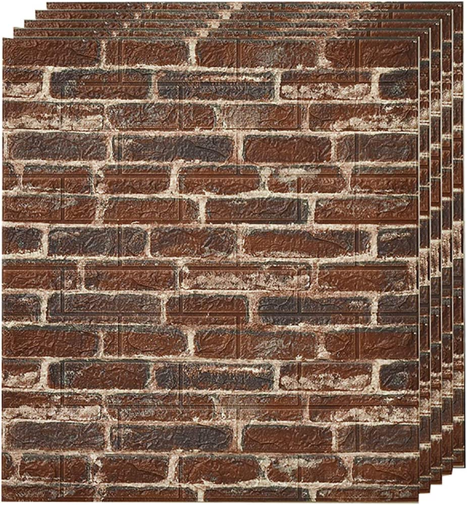 3D Wallpaper Wall Stickers Brick Panel Many popular brands Soldering XPE Self-Adhesive