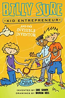 Billy Sure Kid Entrepreneur and the Invisible Inventor, 8