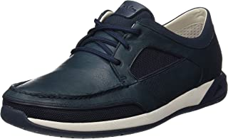 Clarks Men's Ormand Sail Leather Casual Loafers & Moccasins