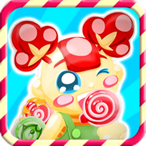 Candy Jewel Clash 2 : Bubble Puzzle Blast - from Panda Tap Games