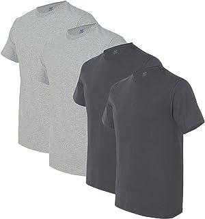 ecf6db7c40da6 Fruit of the Loom Men s Crew Neck T-Shirt Multipack