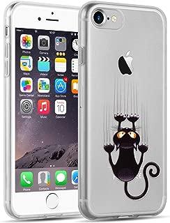 素描 iphone 7Plus Slipping Cat