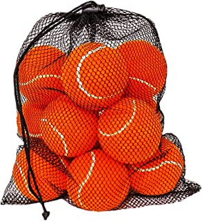 URBEST 12 Pack Advanced Training Tennis Balls Practice Balls for Novice, Pet Dog Playing Balls