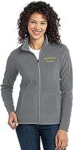 Port Authority Jackets Embroidered Microfleece Jacket